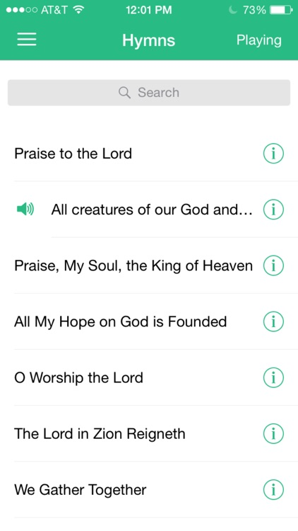 Hymnal SDA - Complete Hymns for iPhone, iPod, iPad