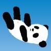 Goodbye Panda - i love ikooki wallpapers - art piece in your pocket - Dvir Cohen-Kedar