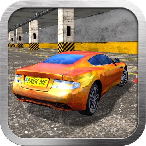 Super Cars Parking 3D - Underground Drive and Drift Simulator+