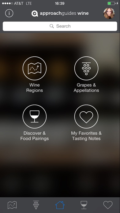 Screenshot for Approach Guides Wine Guide for iPhone in Azerbaijan App Store