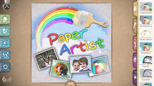paper artist app for mac