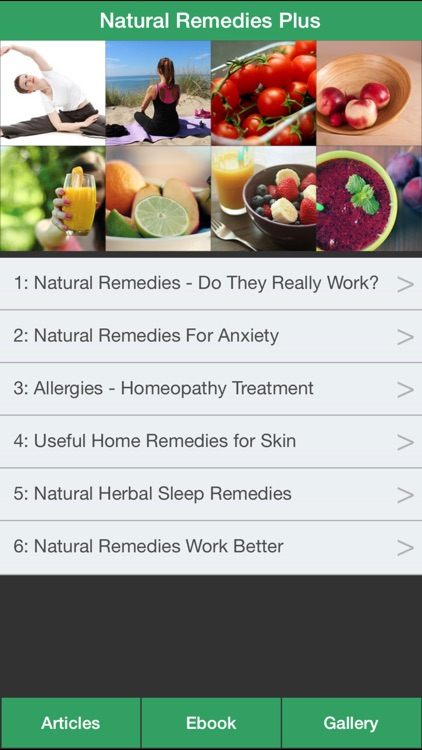 Natural Remedies Plus - A Guide For Natural Remedies For Healthy!
