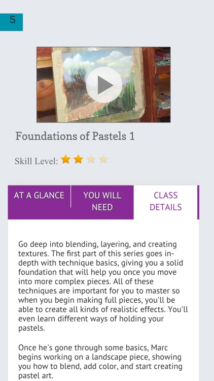 Learn to Paint with Pastels screenshot-3