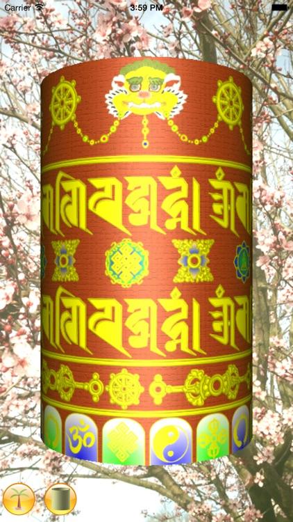 Tibetan Prayer Wheel screenshot-3