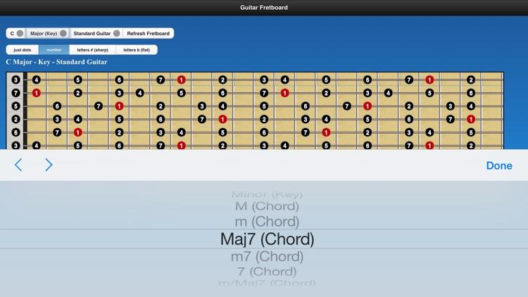 Guitar Scales I screenshot-4