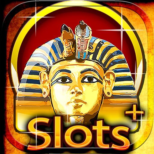Golden Pharaoh's Treasure Slot Machines PRO - The frenzy way to spin the fire of realistic simulation casino games