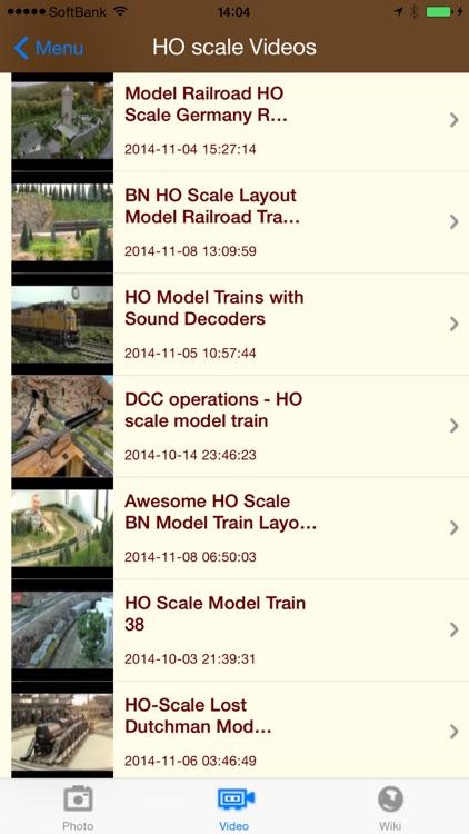 iModel Trains screenshot-3