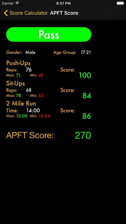 APFT Pro Elite screenshot-2