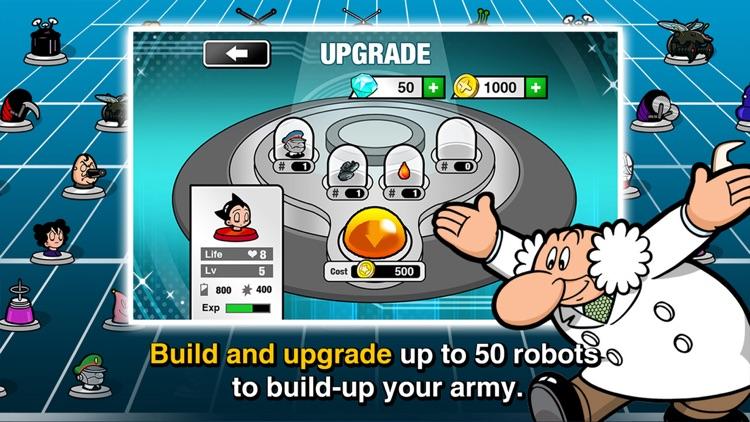 Astro Boy Siege: Alien Attack screenshot-0