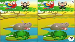 アクティブ! サファリ約子供のためのゲーム: 学び、遊ぶ 動物とののおすすめ画像2