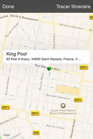 King Pool - náhled