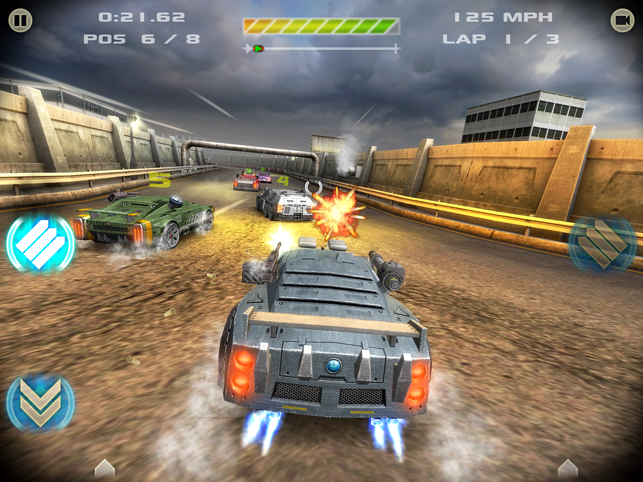 ‎Battle Riders Screenshot