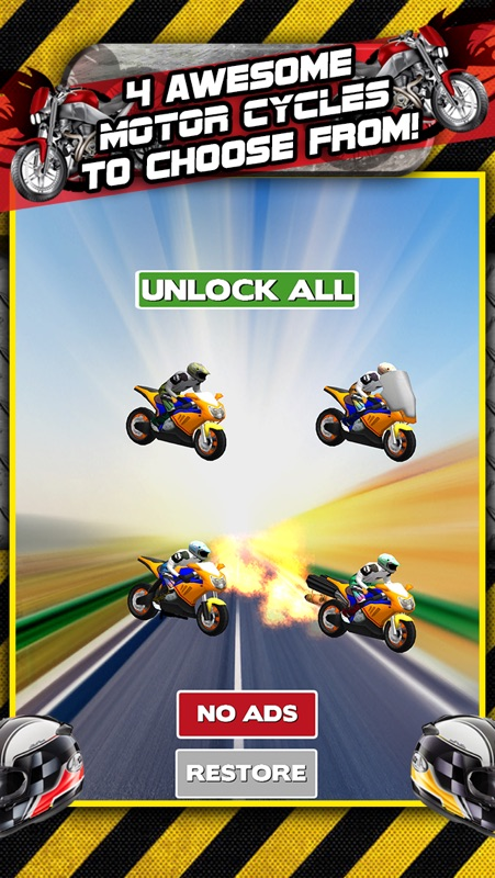 3 Minutes to Hack 3D Ultimate Motorcycle Racing Game with