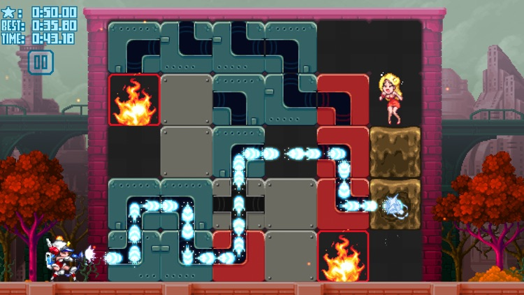 Mighty Switch Force! Hose It Down! screenshot-2