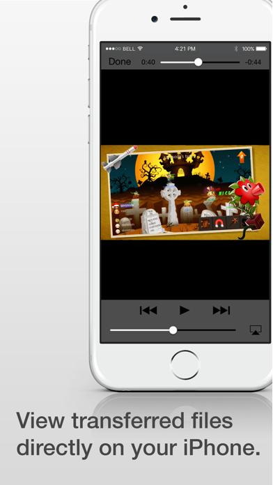 Wifi Hd review screenshots