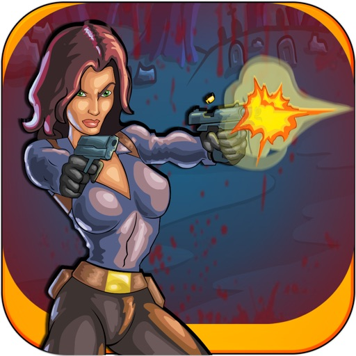 Amazing Girl Zombie Slayer Pro - Best running and fighting game