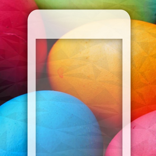 99 Wallpaper.s - Beautiful Easter Backgrounds with Eggs and Bunny iOS App
