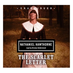 The Scarlet Letter (by Nathaniel Hawthorne) (UNABRIDGED AUDIOBOOK)