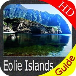 Marine: Eolie Islands HD - GPS Map Navigator