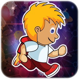The Astronaut Subway - Jump a Crazy Space Rocket Surfers Game