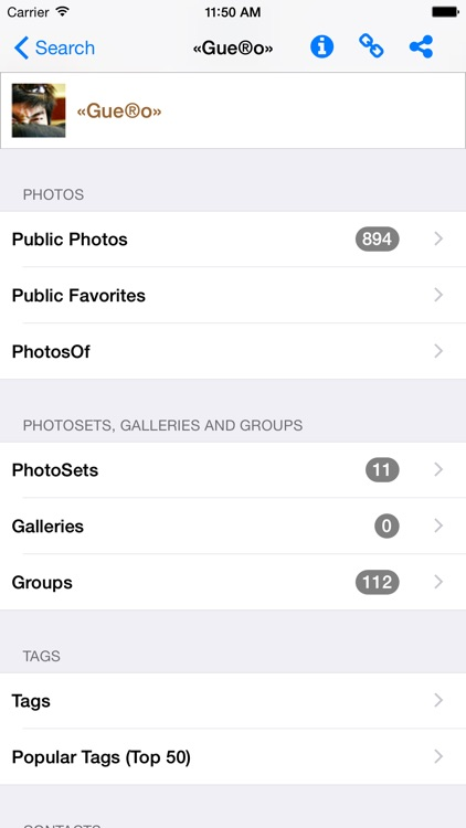 Photo Search for Flickr screenshot-3
