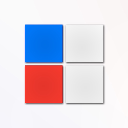 TapForTwo - duel with friends on one device Icon