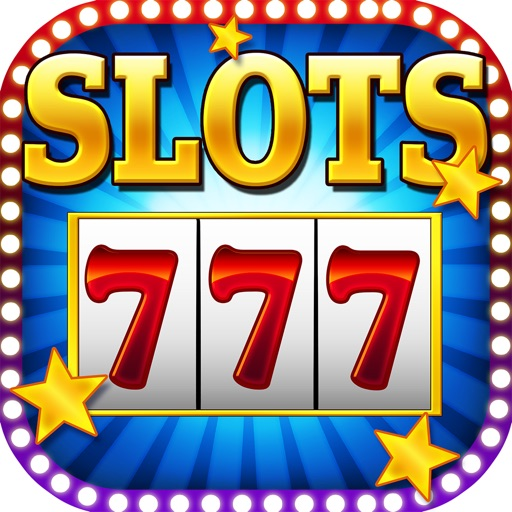`Lucky Gold Rich Las Vegas Casino Coin Jackpot 777 Slots - Slot Machine with Blackjack, Solitaire, Bonus Prize Wheel