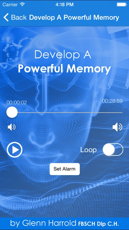 Develop A Powerful Memory by Glenn Harrold screenshot-1