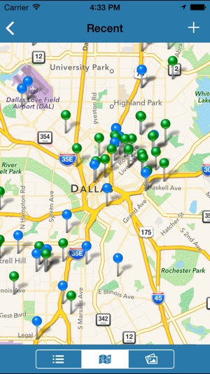 Dallas Love Field Airport Map. Dallas Love Field Airport Map With ...