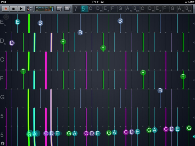 Echo String™ screenshot-1