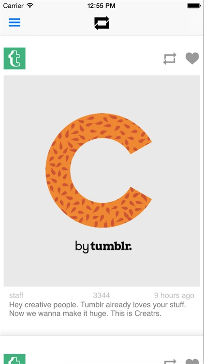 Reblog - A Tumblr client