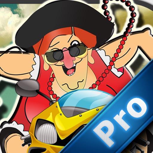Crazy Gran Pro icon