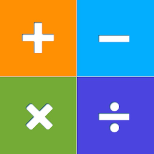 Icebreaking Math - plus, minus, multiplication, division, 9 by 9, 12 by 12, 19 by 19