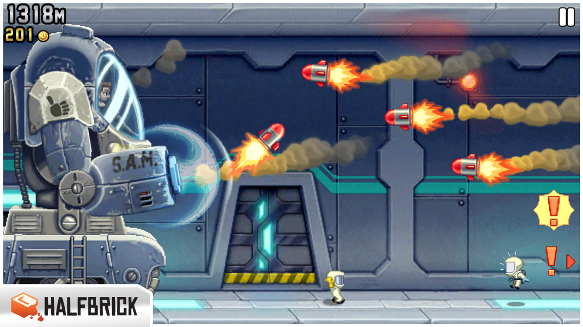 Jetpack Joyride screenshot 13