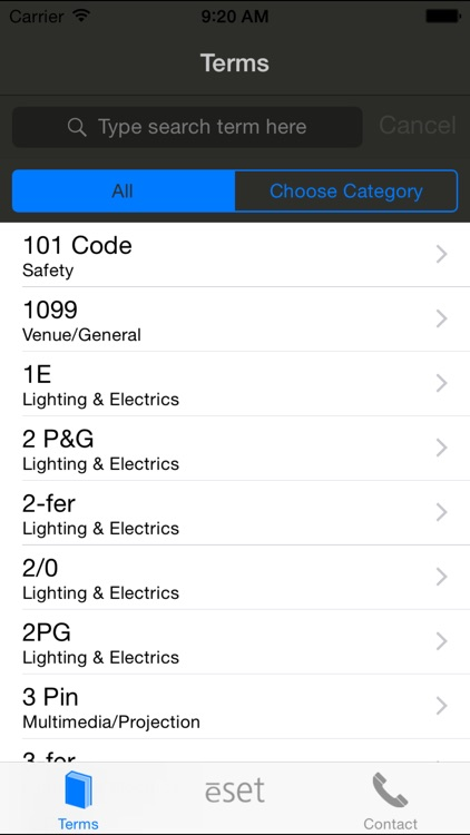 eSET screenshot-1