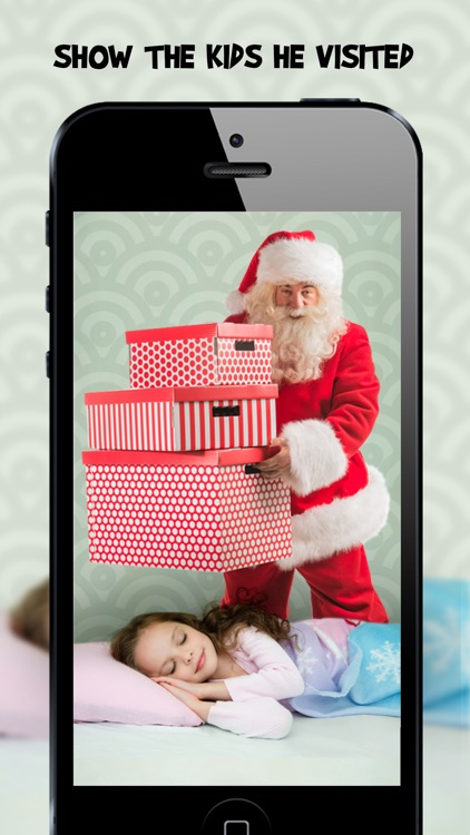 Snap Santa Editor Booth 2014 - Easily Create Fun Photo Proof Father Christmas is Real! screenshot-3