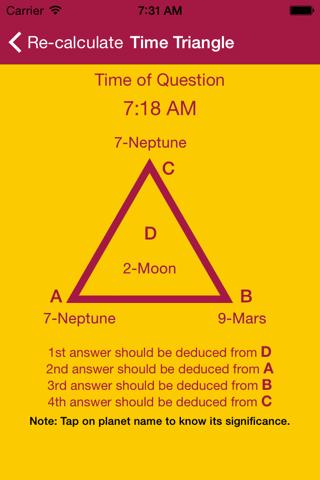 Time Triangle - náhled