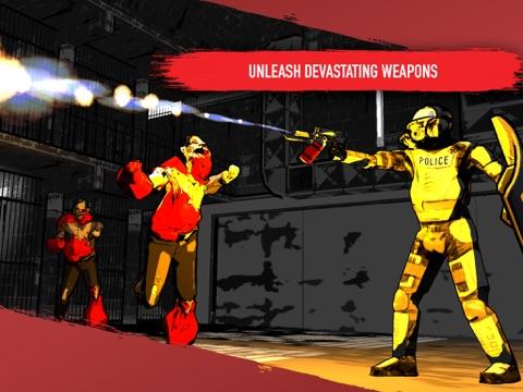 DeadRiot -- Zombie Shooter. Hack, slash and blast hordes of zombies! screenshot