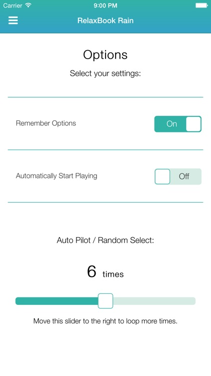 RelaxBook Rain - Sleep sounds for you to relax with natural sounds, storm, thunders, wind, rain, and more screenshot-3