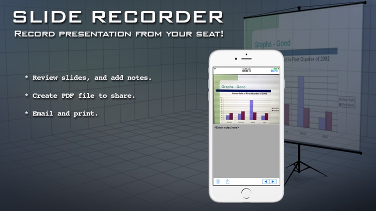 Slide Recorder