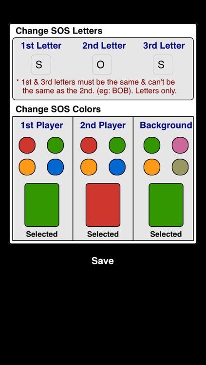 SOS Puzzle Free! screenshot-3
