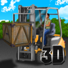 Games Banner Network - Heavy Forklift Simulator 3D Full artwork