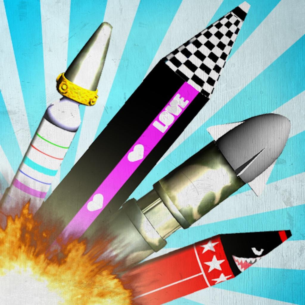 Pocket Rocket 3D - Free Missile Builder