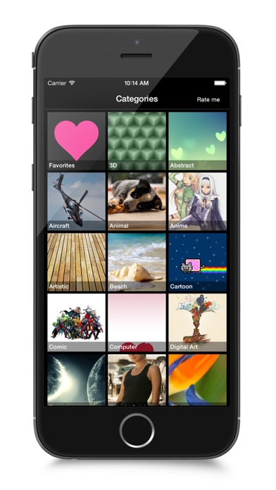 80,000+ Wallpapers for iOS 8 and iPhone 6/iPhone 6 Plus app image