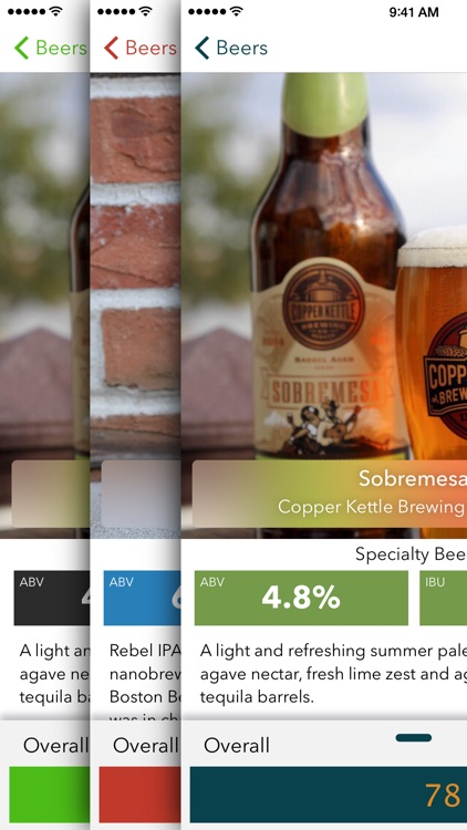 BeerTab - Rate and Share Your Favorite Beers screenshot-4