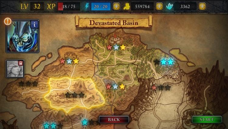 Legendary Saga screenshot-3