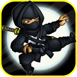 Midnight Ninja Runner - Crazy Running Game