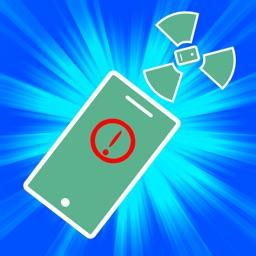 Mobile Radiation Detector - téléphone radiation détecteur