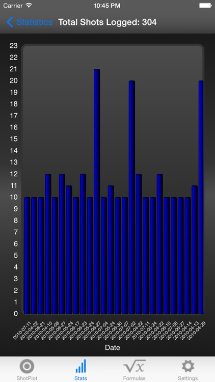 ShotPlot screenshot-2