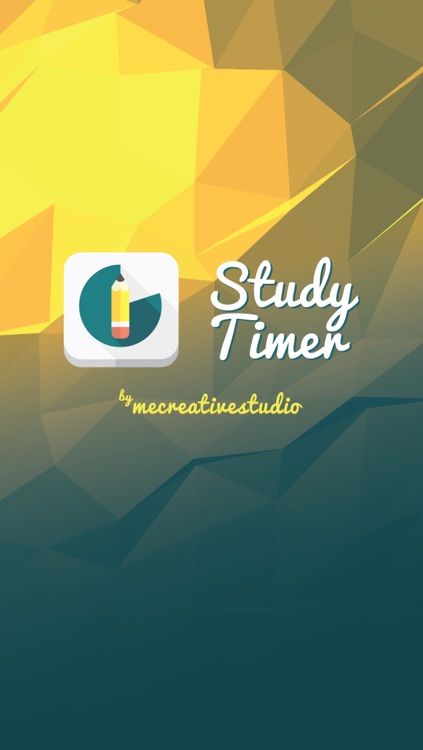 Study Timer: Simply Elegant and Stylish Focus Study Timer with Preset Optimal Break Time screenshot-3
